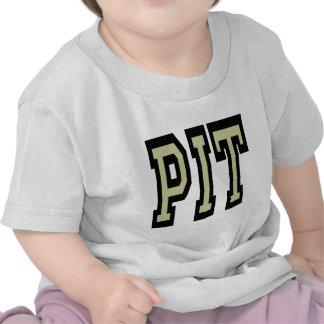 Diseño 2 del HOYO de Pittsburgh Camiseta