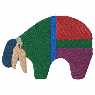Diseño 2 del símbolo del nativo americano del oso