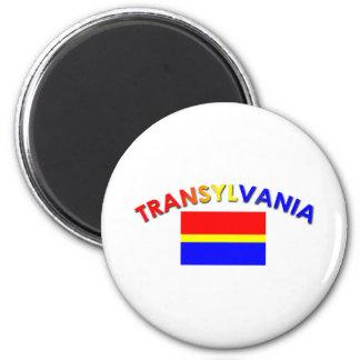 Diseño 2 (w/inscription) de la bandera de Transilv Iman