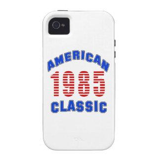 Diseño 30 del cumpleaños Case-Mate iPhone 4 carcasas