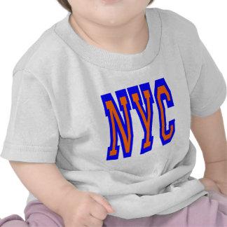Diseño 3 de New York City NYC Camisetas