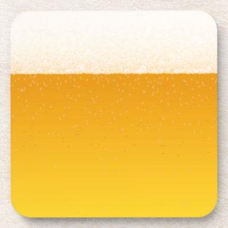 Diseño 5 de los suds de la cerveza posavasos de bebida
