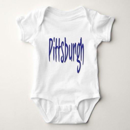 Diseño 6 de Pittsburgh Body Para Bebé