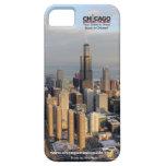 Diseño #7 de Chicago iPhone 5 Carcasa