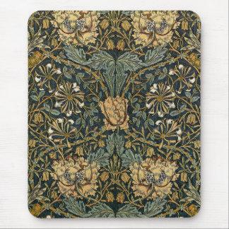 Diseño #7 de William Morris Alfombrilla De Ratón