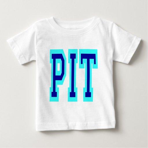 Diseño 8 del HOYO de Pittsburgh Playera