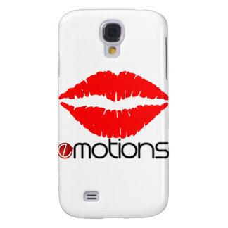 diseño a estrenar emocional de A que se besa Samsung Galaxy S4 Cover