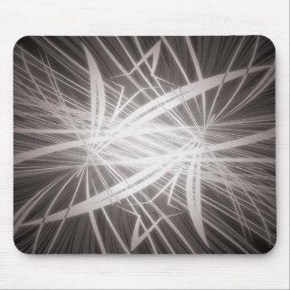 Diseño abstracto 1 - tema monocromático del color  tapete de raton