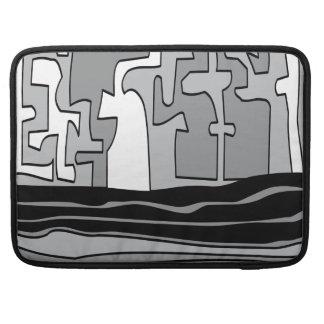 Diseño abstracto #2 funda para macbook pro