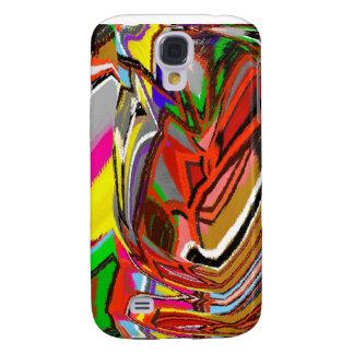 diseño abstracto 4 funda para samsung galaxy s4