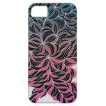 Diseño abstracto 5 iPhone 5 coberturas