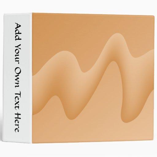 Diseño abstracto anaranjado claro de la imagen
