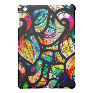 Diseño abstracto colorido 3 de los remolinos