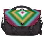 Diseño abstracto de encargo bolsas de portátil