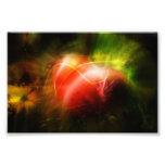 Diseño abstracto del arte del corazón fotografía
