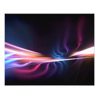 Diseño abstracto del fractal arte fotografico