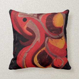Diseño abstracto por DS Watkins Almohada