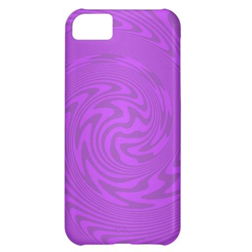 Diseño abstracto púrpura brillante