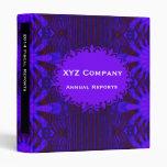 Diseño abstracto púrpura oscuro de lujo