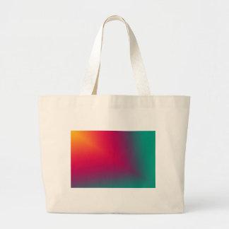Diseño abstracto que brilla intensamente bolsas de mano