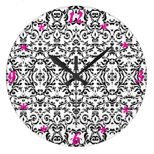 Diseño Acryllic del arte moderno del diseño gráfic Relojes De Pared