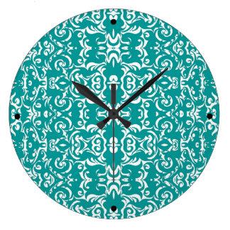 Diseño Acryllic del arte moderno del diseño gráfic Reloj De Pared