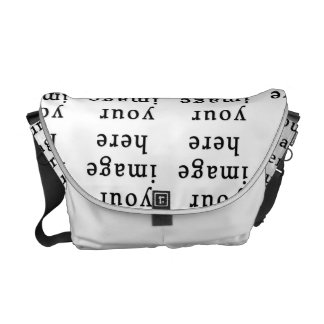Diseño adaptable de los regalos el   sus los bolsas de mensajeria