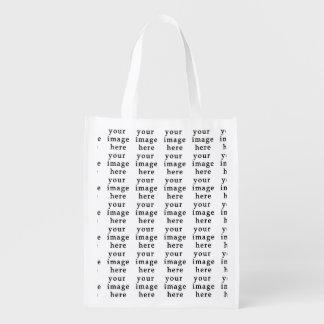 Diseño adaptable de los regalos el   sus los bolsa para la compra