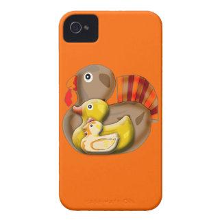 Diseño adaptable de Turducken Case-Mate iPhone 4 Carcasa