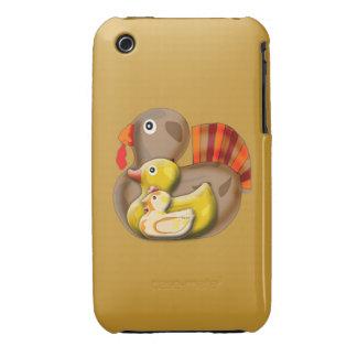 Diseño adaptable de Turducken Funda Bareyly There Para iPhone 3 De Case-Mate