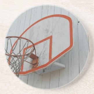 Diseño adaptable del aro de baloncesto posavasos manualidades