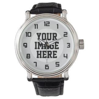 """""""Diseño adaptable sus los propios"""" reloj"""