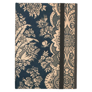 Diseño afiligranado floral de la suposición del mo