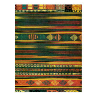 Diseño africano #10 @ Stylnic Postal