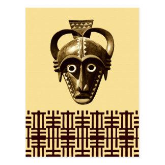 Diseño africano #11 @ Stylnic Tarjetas Postales