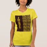 Diseño africano #1 @ Stylnic Camiseta