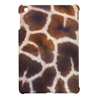 Diseño africano de la foto de la piel de la jirafa