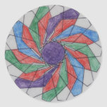 Diseño ajustado del Spirograph del molinillo de vi Etiquetas