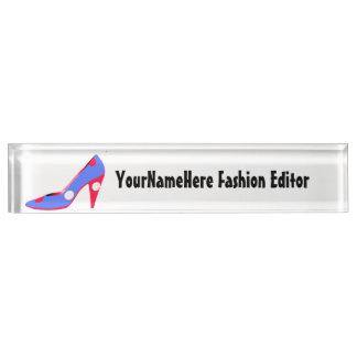 Diseño al por menor del zapato de la moda