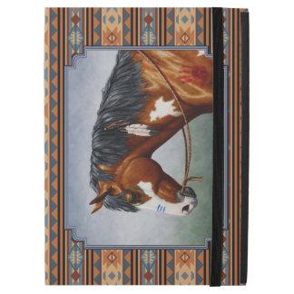 Diseño al sudoeste del caballo de guerra del Pinto