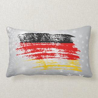 Diseño alemán fresco de la bandera cojines
