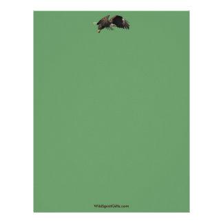 Diseño AMERICANO del papel con membrete de EAGLE C Membrete A Diseño