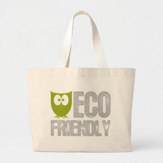 ¡Diseño amistoso de Eco Bolsas