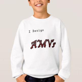 Diseño AMV Sudadera