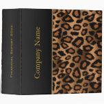 "Diseño animal del modelo del leopardo carpeta 2"""