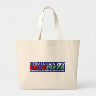 Diseño anti 2012 de presidente SOYLENT de Herman C Bolsa