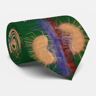 Diseño artsy único #20 del riñón del lazo del corbatas personalizadas