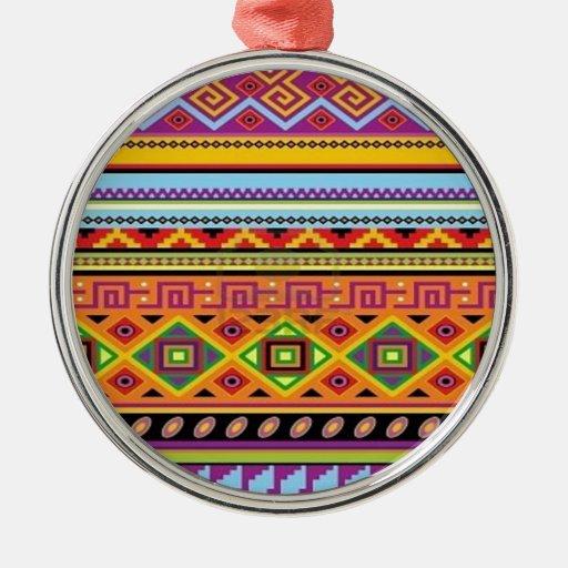 Diseño asequible popular del modelo azteca adorno de navidad