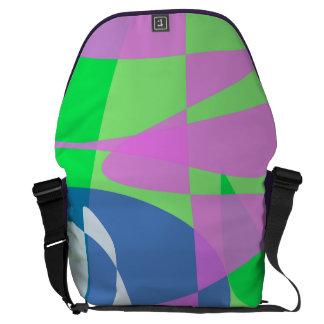 Diseño asombroso bolsa de mensajeria
