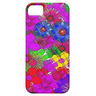 Diseño asombroso colorido hermoso a del estampado funda para iPhone SE/5/5s